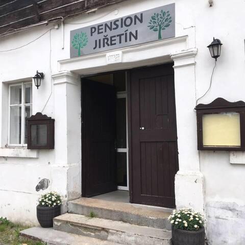 Penzion Jiřetín