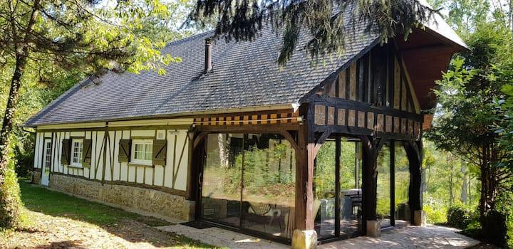 Maison Normande Bord de rivière