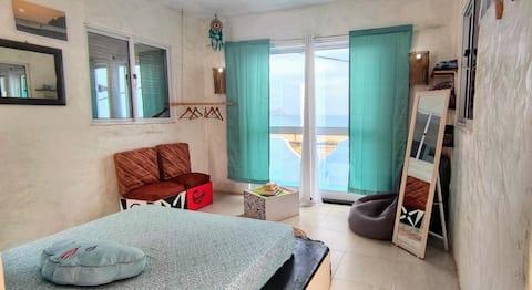 Kasa Sala Mansa -  Strand Appartement met Terras