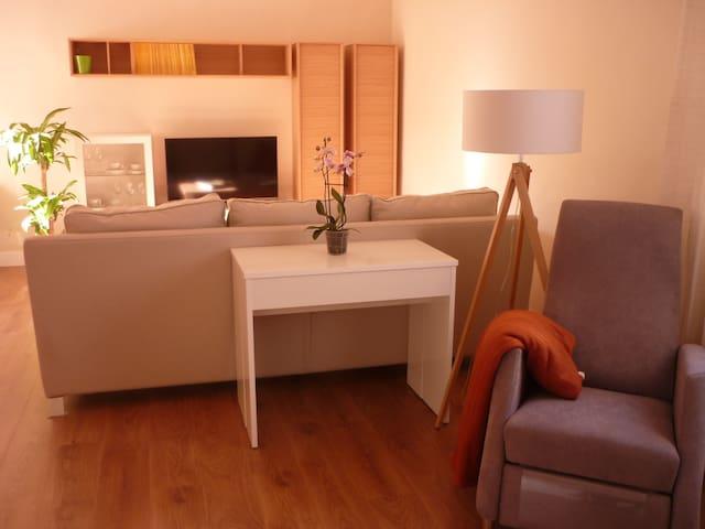 Nice, bright, calm, near centre. Bilbao. - Bilbao - Appartement