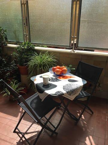 Camera singola sul porto di Livorno - Livorno - Appartamento