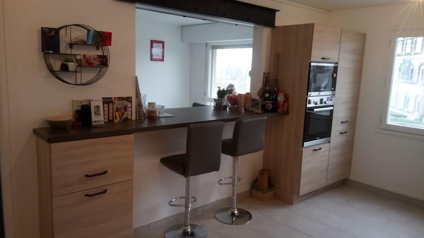 Appartement moderne à Chartres