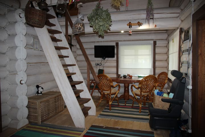 Гостевой дом в живопсном уголке