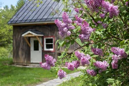 Clean, Private Getaway on Midcoast Maine Farm