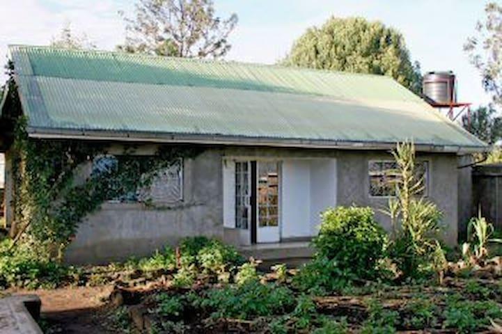 A Village Experience in Nakuru North Kenya