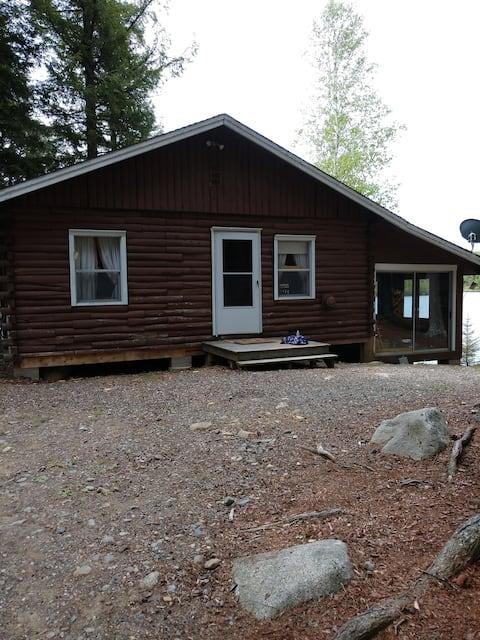 Cabin on East Grand Lake