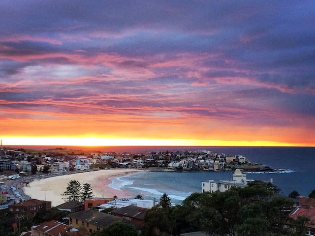 Amazing Bondi Beach View from your Private Bedroom