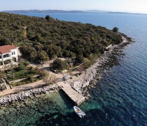 Studiowohnung Žman Dugi otok, Zadar
