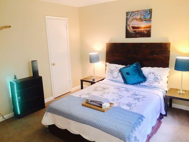 Private bedroom w/ Private Bath-Reliant/MedCt