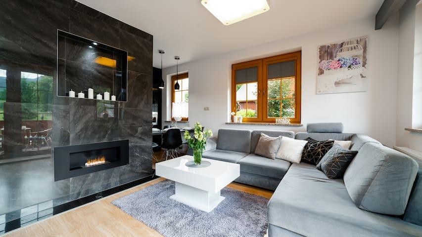 Apartamenty Wonder Home - Antracytowy
