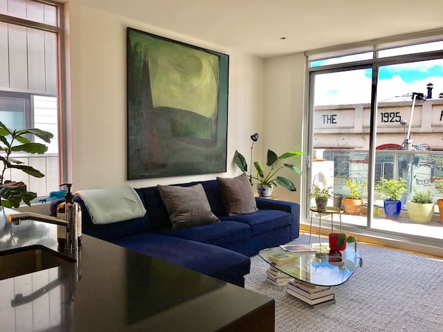 Stunning apartment in the heart of Northcote. - Northcote - Flat