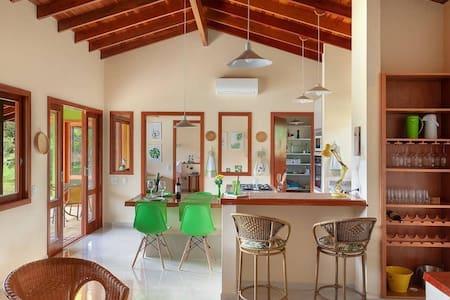 Casa Quero Quero - sua casa num cenário perfeito