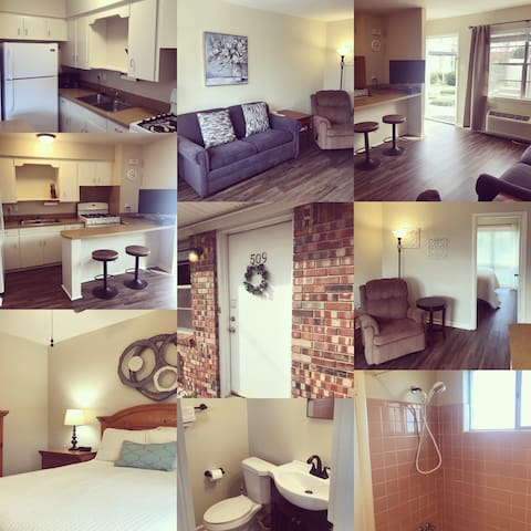 Monthly Rates:  1 Bed/1 Bath Apt Little Rock