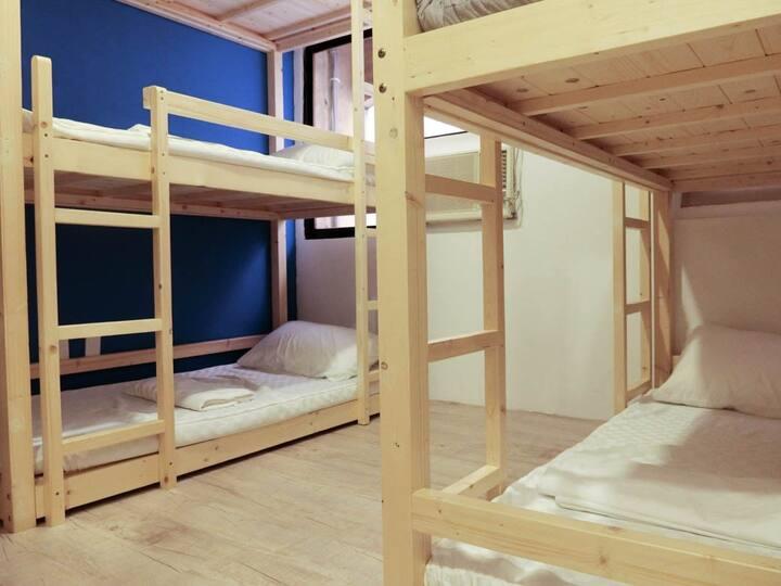 男女混合房(最多9人)Ensuite Dorm Room