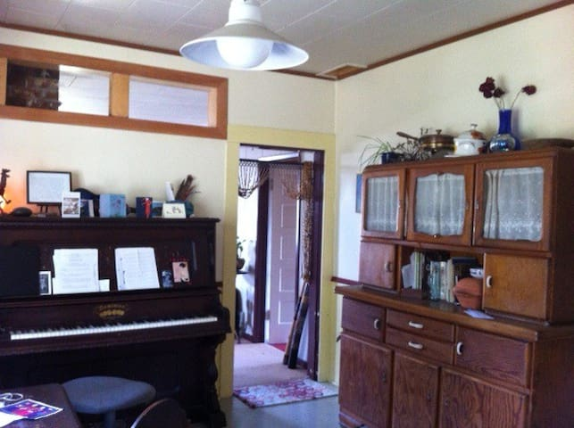 Singing Chef's Cumberland Cottage