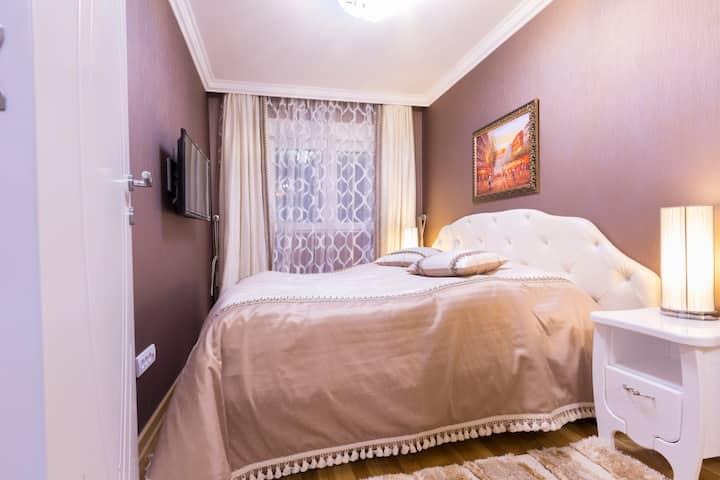 SPR2-Lux OneBedroom Apartment