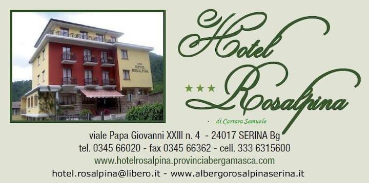 Hotel centro Serina