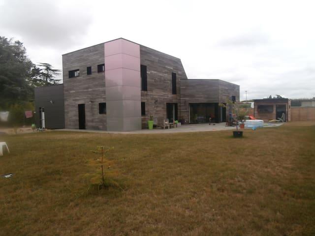 Maison en bois - Luçon - House