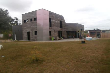 Maison en bois - Luçon