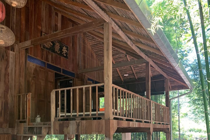 Loft in Traditional Teak, 5min to Hotsprings
