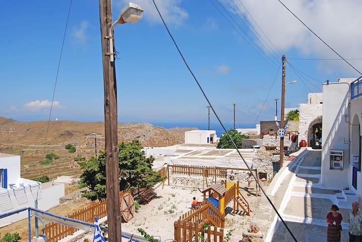 Epavlaki Small House - Tholaria - Casa