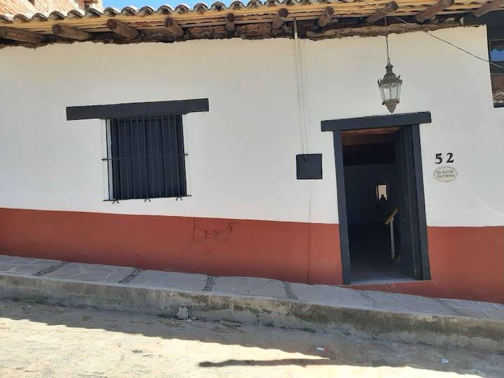 """Casa Amistad en Pueblo, Tapalpa """"LA MAYORDOMIA"""""""