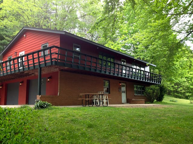 Good Creek Lodge *Newly Renovated* - Ludington - House