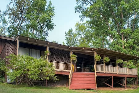 3BR Lincolnton House w/Outdoor Pool - Lincolnton - Casa