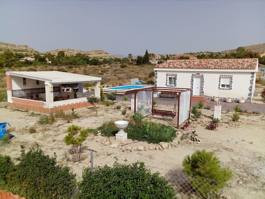 Finca pavel casa b casas de campo en alquiler en alicante comunidad valenciana espa a - Apartamentos alicante alquiler ...