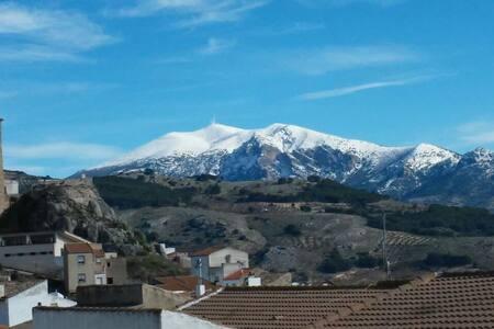 Casa Rural en las Cuevas del Romera - Pegalajar - Hus