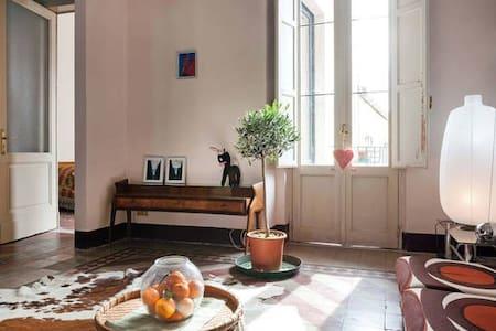 """room """"CASAHOMEart-studio"""" Centro - Катания - Квартира"""