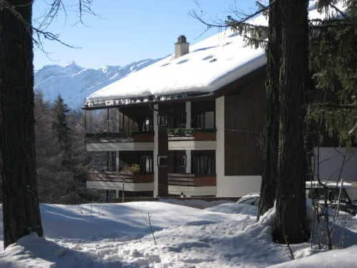 Very nice apartment in Bellwald