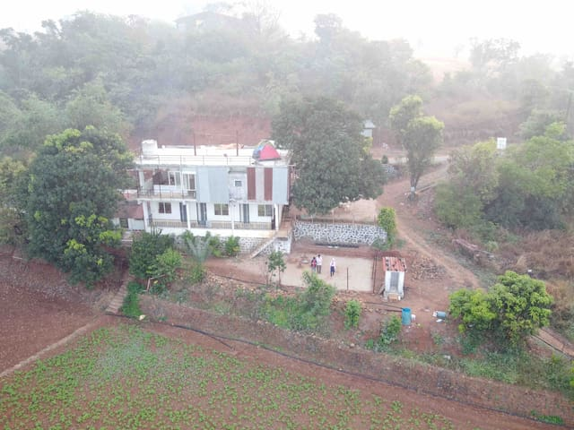 Farmhouse stay outer of Mahabaleshwar, Tapola road