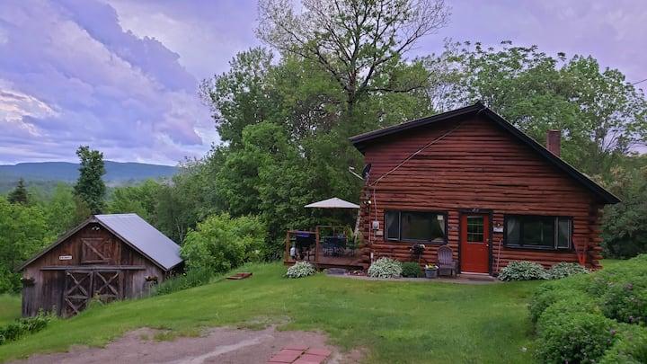 Stannard Mtn. View Cabin