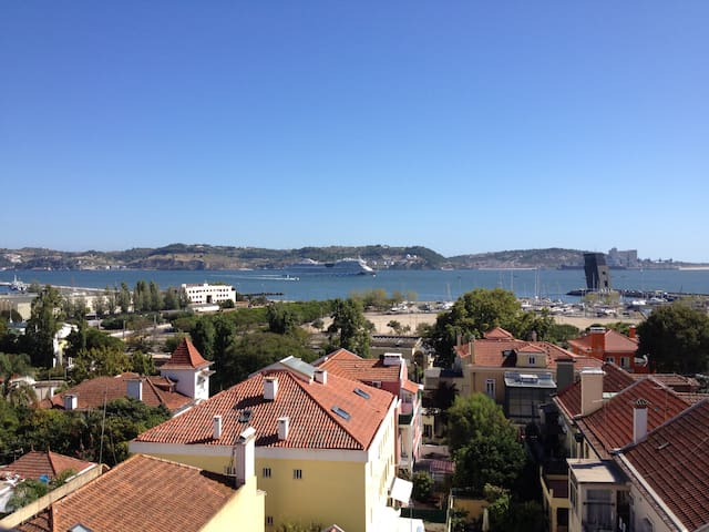Tagus River Dream View Apartment 1