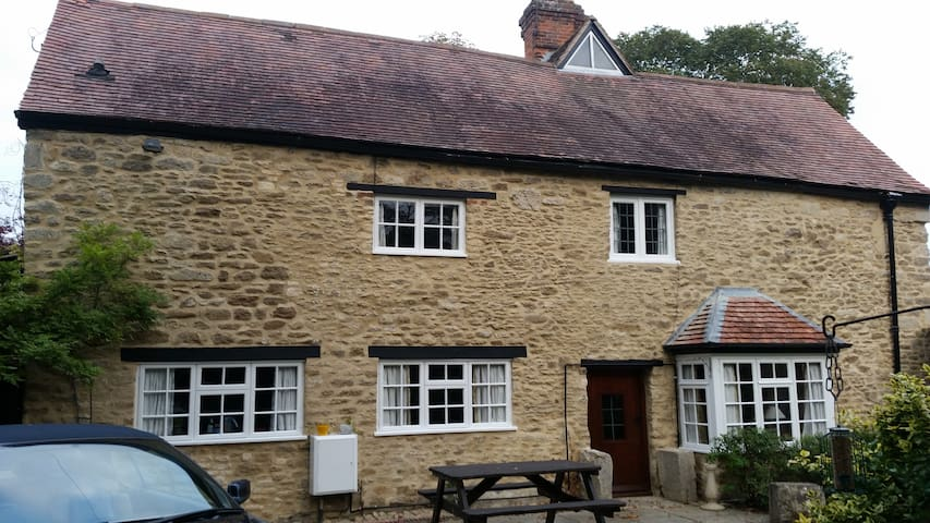 Charming Grade II Listed 2 Bed Cottage - Oxford - Haus