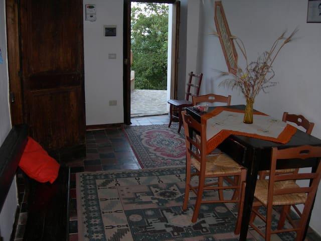 Casa Aramà - Sant'Angelo di Brolo  - Huis