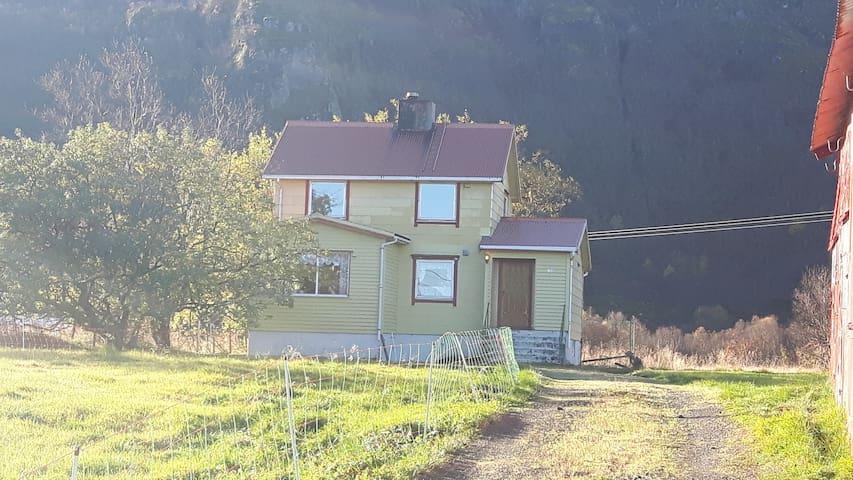 Villa Evjen - Bøstad - House