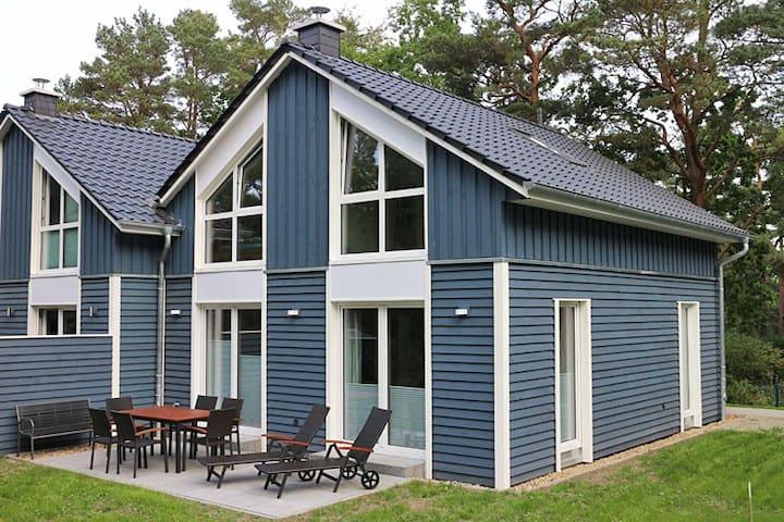 Strandhus Baabe Haus 3