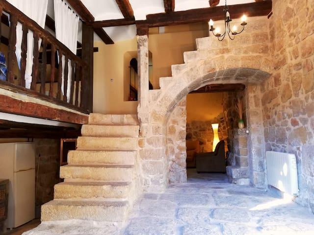 Casa del siglo XVI rehabilitada