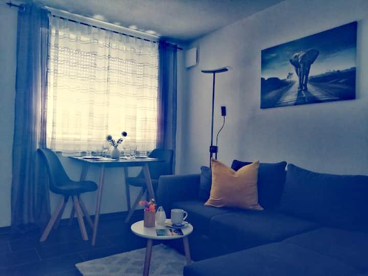 Wohnung für eine Auszeit