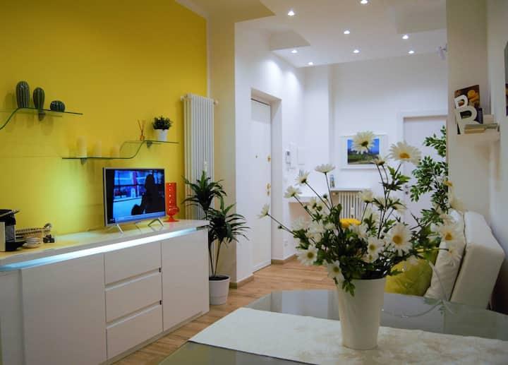 """Casa """"La Margherita"""", una casa fatta con passione."""