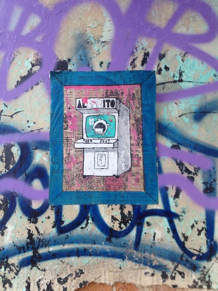 street art details
