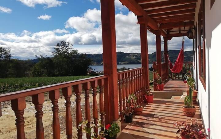 Cabaña Villa del Rosario