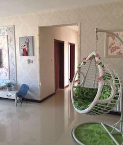 临汾MJ精品连锁公寓三室套房(24h免费接站)