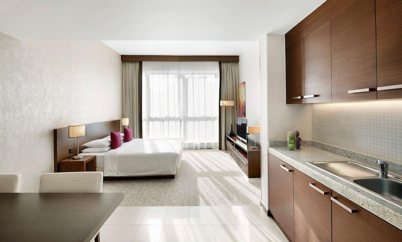 Studio (1) - Hyatt Place Dubai