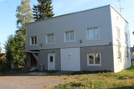 Ferien im Herzen der Altstadt von Kalajoki