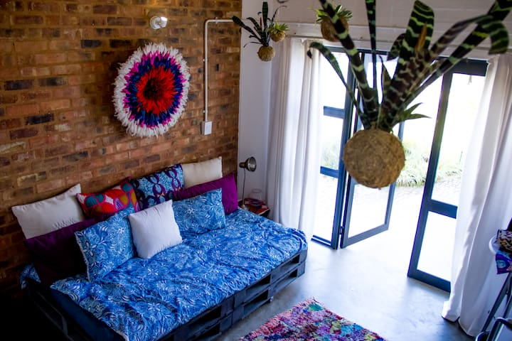 Urban Oasis In The Heart of Maboneng