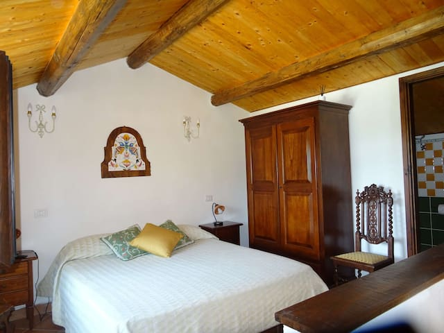 AGRITURISMO IL PIOPPETO - Double room