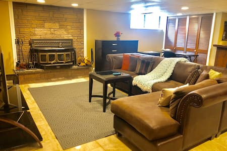 Waterbury Cozy, Private In-Law Suite